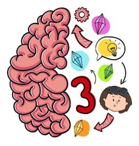 Brain Test 3 Lösungen und Antworten